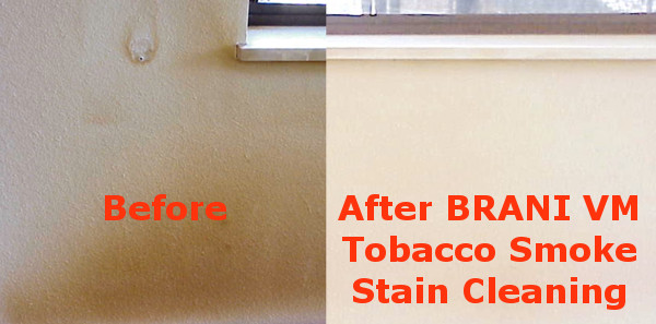 Cigarette Smoke Removal In Ct Before After